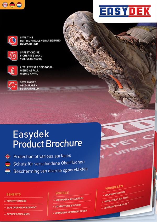Nieuwe brochure